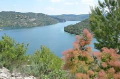 Lac d'Esparron (RarOiseau) Tags: alpesdehauteprovence lac montagne lacdesparron saintmartindebrômes saariysqualitypictures v1000