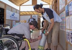 22 05a (KnyazevDA) Tags: diver disability disabled diving undersea padi paraplegia paraplegic amputee egypt handicapped wheelchair aowd sea travel scuba underwater redsea