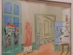 Céret - Musée d'art moderne (Fontaines de Rome) Tags: pyrénéesorientales pyrénées orientales céret musée art moderne atelier artiste cargo raoul dufy