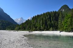 Breath-taking lake (Joe's Jollies) Tags: triglav national park triglavski narodni slovenia slovenja mountains countryside beautiful nature soča valley