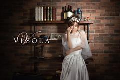 flickr011 (林亦倫) Tags: 小潔 mina 婚紗創作 寫真 人像 棚拍 仙女 雜誌 造型 allen
