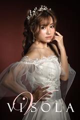 flickr009 (林亦倫) Tags: 小潔 mina 婚紗創作 寫真 人像 棚拍 仙女 雜誌 造型 allen