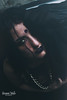 Black as Your Soul-343 (Dreidor) Tags: blackwater bathtub gothic dark darkwater hexbomb photoshop postproduction nikon d3300