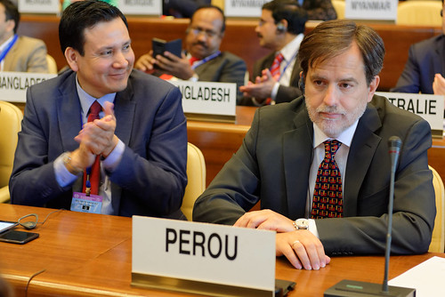 330th Session of the ILO Governing Body