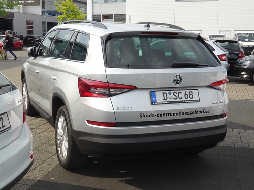 New Škoda Kodiaq