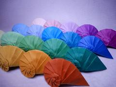 Navel Shell by Tomoko Fuse (ayako kobayashi) Tags: origami navelshell tomokofuse