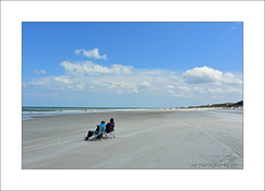 The other couple (prendergasttony) Tags: florida sand sea chairs people outdoors nature elements nikon d7200 sky clouds white blue america usa vacation holiday fun