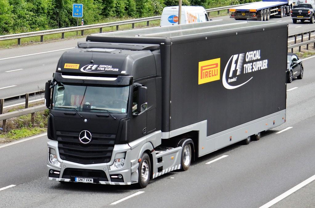 Image result for stobart formula 1 truck