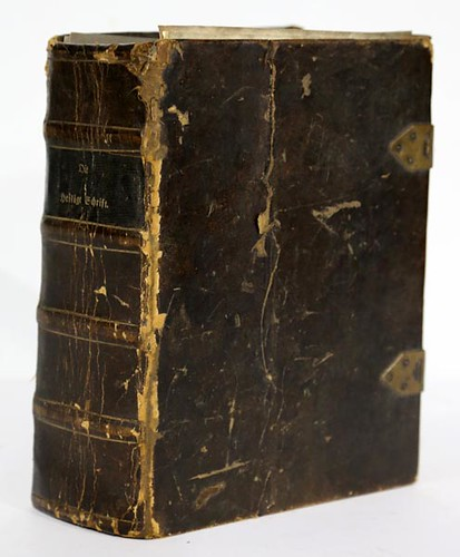 Saur Germantown Bible, 1776 ($812.00)