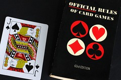 24/52 63rd EDITION (Gillian Everett) Tags: cards game card jack spade heart diamond club red white black book rules 52 2017 24 1887 1980 365 mdpd2017 mdpd201706