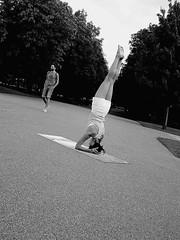 Beautifully Balanced (HonleyA) Tags: fuji fujifilm xt10 girl london beautiful yoga
