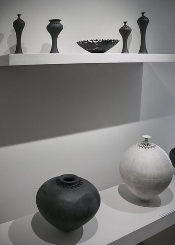 Mashiko Up and Coming Exhibition at Goldmark Gallery, Uppingham, UK