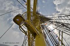 El Velero Rumano Mircea es un velero del tipo barca de tres mástile  (47) (javier_cx9aaw) Tags: elero rumano mircea