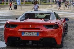 Ferrari 488 Spieder (an4cron) Tags: auto 2017 tettonero motor gtb car ferrari 488 torino parcodelvalentino salone concept show