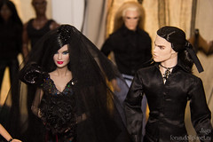 IMG_5375 (lidiya.kotova) Tags: fashionfordoll colorinfusion fashionroyaltydoll dollswedding dollsmeeting ketykeene dracula