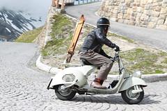 IMG_1370 (thomasle2) Tags: grossglockner vespa alp days 2017 edelweissspitze faro basso old shool salzburg
