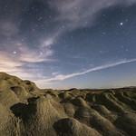Moonlit Mars-Like Mounds thumbnail