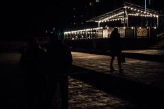 IMG_8456 (odwalker) Tags: bridgemanmadestructure cultures famousplace traveldestinations architecture city citylife dark dusk men night outdoors people silhouette street tourism tourist travel urbanscene walking