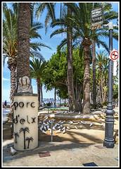 Paseando por Benidorm (edomingo) Tags: edomingo leicadlux4 benidorm alicante parquedeelche marinabaixa costablanca
