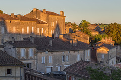 2016/08/22 20h36 coucher de soleil à Saint-Emilion (Valéry Hugotte) Tags: aquitaine saintemilion coucherdesoleil sunset saintémilion nouvelleaquitaine france fr