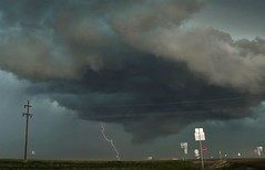Oklahoma Panhandle storm #5 (matt.clark25) Tags: oklahoma oklahomathunderstorms thunderstorm lightning convection outflow gusty gusts gust plains highplains weather cumulonimbus gustfront