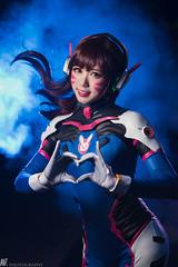 Dva (Kaze_Photography) Tags: overwatch dva blizzard cosplay コスプレ