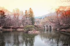 Shinheungsa Temple , South Korea (cattan2011) Tags: shinheungsatemple southkorea landscape landscapephotography bridge waterscapes nature naturephotography natureperfection naturelovers travel travelphotography traveltuesday travelbloggers mountains mountainscape mountainside