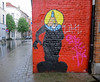 Crayons | Pencils | Créons (ǝɹpɹoʇǝɹɐןıɥd) Tags: brussel brussels bruxelles crayon crayons créons graffiti graph pencils potlood tag belgique belgium belgië streetart bougie candle kaars