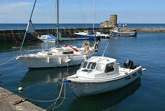Dun Roaming (Feversham Media) Tags: dunureharbour dunure southayrshire ayrshire harbours scotland