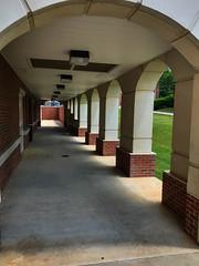 Down Below Patterson Hall