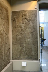 May 10: 71 Assyrian Relief (Aquafortis) Tags: art london england museums assyrian