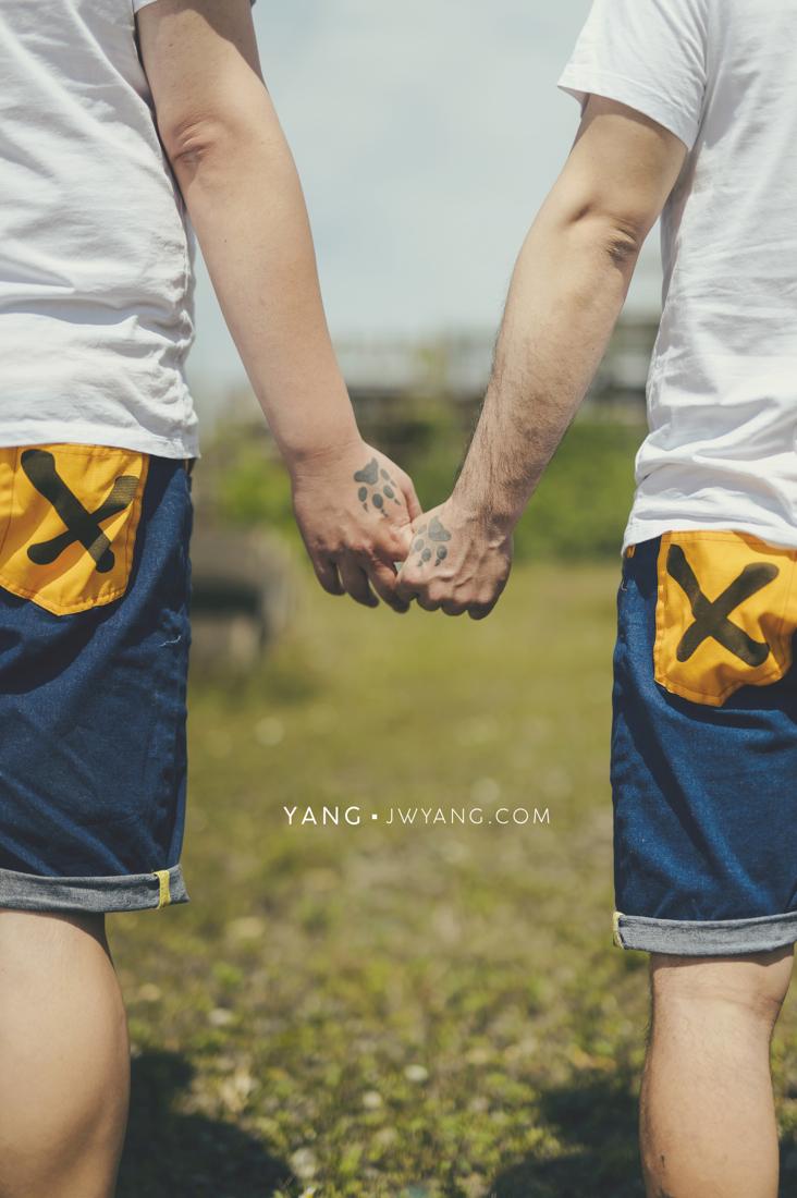 same love,same sex marriage,婚姻平權,同志婚紗,同志寫真,男男婚紗,自助婚紗,自主婚紗,婚攝Yang,婚攝鯊魚影像團隊,LGBT