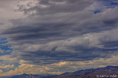 Owens Valley, Sundown (www.karltonhuberphotography.com) Tags: 2016 buildingstorm california change clouds colorful earlyevening easternsierra horizontalimage karltonhuber landscape layers mountains naturalworld nature outdoors owensvalley sky tension unsettled unstableairmass weather