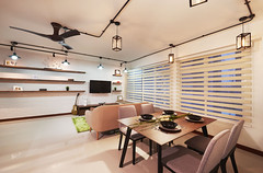 HDB renovation and home decor in Singapore (unimaxcreative) Tags: hdb renovation interior designers singapore condo landed top house