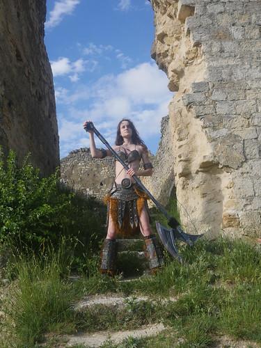 Shooting Skyrim - Ruines d'Allan -2017-06-03- P2090594