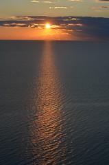 (naturesights) Tags: sunsets nature michigan greatlakes water