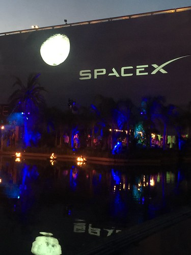 SpaceX event!