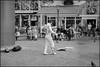 1991-05-15-0026.jpg (Fotorob) Tags: kunsten nederland tafereel wegenwaterbouwkwerken plein weg city noordholland performance analoog amsterdam kunstwerk holland netherlands niederlande