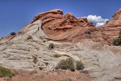 New Discoveries on the Paria Plateau: A3, Monster Pizza (Chief Bwana) Tags: az arizona pariaplateau vermilioncliffs navajosandstone psa104 chiefbwana 500views