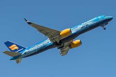Icelandair / B752 / TF-FIR / EBBR 07R (_Wouter Cooremans) Tags: ebbr bru brusselsairport zaventem spotting spotter avgeek aviation airplanespotting icelandair b752 tffir 07r vatnajökell 80 years vatnajökull