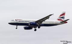 A320 G-EUYH British (Dawlad Ast) Tags: aeropuerto internacional international airport lhr londres london mayo may 2017 17 myrtles ave avion plane airplane aircraft airbus 320232 geuyh british airways sn 4265 a320 320