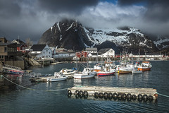 Lofoten lights (Sizun Eye) Tags: homnoy archipelago northerneurope norway scandinavia boats lofoten nordland lights clouds montagne mountains europe sizuneye sizun nikond750 d750 nikon tamron2470mmf28 leefilters gettyimages
