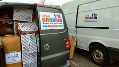 4 VAN FILLED WITH AID TO THE MOST NEEDY CHILDREN AT THE REFUGEE CAMP (info@4thechildren.org.uk) Tags: for the children 4thechildren 4 hunger starvation donation aid food humanitarian school education orphans uk yemen syria gambia africa famine middle east war crisis refugees kids adult people projectprogramwidowsfacessignificantcholeraoutbreak saysunbbcnewsorphans charity