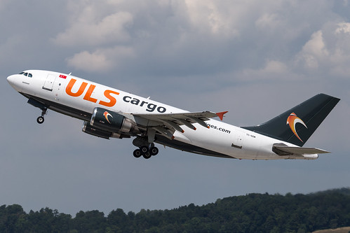 ULS Cargo_A310_TC-SGM__ZRH_20170602_Takeoff_sun_MG_2595_Colormailer_Flickr