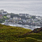 Mallaig village, view from the hill thumbnail