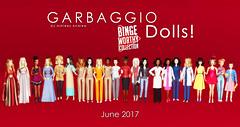 Garbaggio Dolls Bingeworthy Collection (Ashleey Andrew) Tags: garbaggio sl secondlife second life virtual world original mesh dolls gacha toys