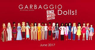 Garbaggio Dolls Bingeworthy Collection