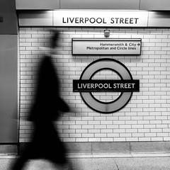 Close encounter of the ghost kind (marikoen) Tags: london england unitedkingdom gb