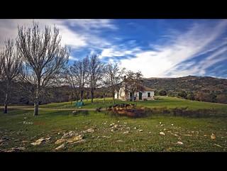 La casita de las cabras, Sierra de Huétor, Granada.