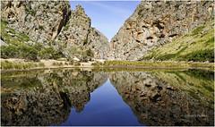Espejismo (carmenvillar100) Tags: torrentpareis mallorca paisaje serradetramontana illesbalears patrimoniodelahumanidad sony a7r 18105
